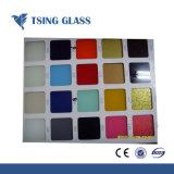 3/4/5/6/8mm Backpainted vidrio/Cristal lacado y vidrio pintado con la norma ISO/Ce/certificado SGS