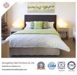 Zeitgenössische Hotel-Schlafzimmer-Möbel mit der Bettwäsche eingestellt (YB-H-14)