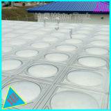 De nieuwe Stype Gelaste Tank van het Water van het Roestvrij staal