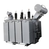 Step-down o transformador imergido petróleo da distribuição de potência de 3 fases