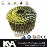 chiodi della bobina della vite di 2.5X50mm per i pallet di legno di fabbricazione