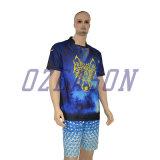 メンズのためのOzeasonのラグビーのジャージは、オーストラリア様式のラグビージャージーをカスタム設計する