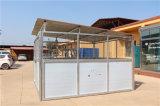 屋根(XMM-HS12)が付いているオーストラリアの電流を通された携帯用馬の馬小屋