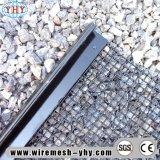 Schermo dell'agitatore dell'argilla friabile della piegatura del doppio dell'acciaio inossidabile 316 per il setaccio