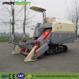 2000mm小さい米タンクが付いている切断棒コンバイン収穫機