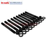 Стержень Axle окиси стали углерода скачками для DIN Standarded