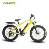 1000W 48V 26polegadas pneu de gordura e de bicicletas chinesas MTB bicicleta eléctrica barata