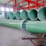 Tubo de plástico reforzado con fibra de vidrio PRFV de DN50-4000(mm)