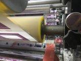 Macchina automatica del torchio tipografico di rotocalco di Registerl per il pacchetto molle