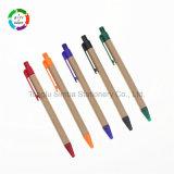 Papeterie bon marché de bureau de crayon lecteur de stylo à bille de papier de bonne qualité pour le cadeau promotionnel