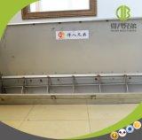 Двойная бортовая польза фидера 304 нержавеющей стали для фермы свиньи