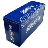 Синий цвет коробки из гофрированного картона