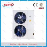 Ar da baixa temperatura ao refrigerador de água e à bomba de calor