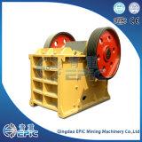 Máquina directa de la trituradora de quijada de la fábrica del modelo PE250*1000 para la pulverización mineral