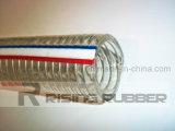 Tubo flessibile di rinforzo cinese del filo di acciaio del PVC