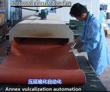 Personnalisés en silicone 14m de la vulcanisation four tunnel IR