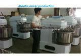 Misturador de massa de pão industrial da espiral do cozimento