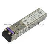 1,25GB/s 1310/1550 Bidi 20km Transceptor óptico SFP com Ddmi