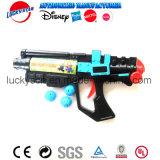 子供の昇進のための大砲球の発破工銃のプラスチックおもちゃ