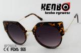Óculos de sol do meio frame com frame especial Kp70214 da forma