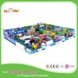 Wundervoller Kind-Kugel-Zug Geocells Innenspielplatz