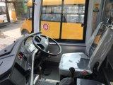 Rhd/LHD 45seats 210HP 여행자 차 또는 버스 정면 후방 엔진