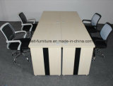 Подгонянный стол компьютера стола офиса офисной мебели деревянный