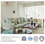 Mobília do hotel para a sala de visitas com o sofá moderno ajustado (YB-S-27)