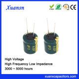 Lage Impedantie van de Condensator van de hoogspanning 450V 47UF de Radiale