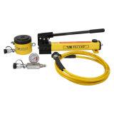 Conduit électrique de la pompe hydraulique portable