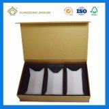 Cmyk personalizados en papel de embalaje Caja de regalo para los productos de salud