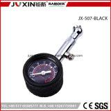 자동 차량을%s Juxin Balck 색깔 타이어 압력 계기