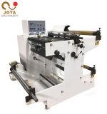 Trancheuse rembobineur automatique de papier étiquette adhésive machine à refendre