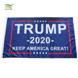 3X5 pieds Drapeau Donald Trump - Trump 2020 Keep America super ! - Faire de l'Amérique grande bannière de nouveau - à l'intérieur à l'extérieur