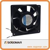 120x120mm Caja de 4 pulgadas del ventilador ventilador de ventilación para el equipo