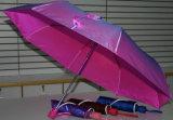 3-vouwend Paraplu
