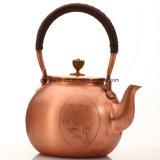 Cobre chinesas bule de chá (HH-TCH0101)