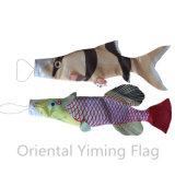 Bandierina su ordinazione della decorazione della bandierina della carpa della bandierina dei pesci della bandierina