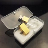 OEM USB 3.0/2.0 8GB 16 van het Kristal van de Flits G van de Aandrijving van de Pen met de Stokken van het Geheugen USB van het Embleem van de LEIDENE Gravure van de Laser