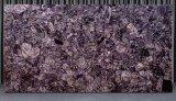 De Violetkleurige van de Steen van de luxe TegenBovenkant van de Staaf