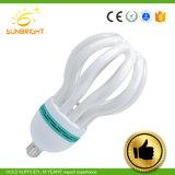 lampade a spirale del risparmiatore di energia di 15With26W U, lampadine economizzarici d'energia, lampadina di CFL