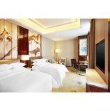 3つの星のホテルの経済的な木の簡単なホテルの寝室の家具