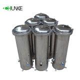 Cartucho de filtro de acero inoxidable de la máquina de tratamiento de agua