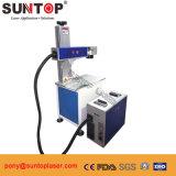 La vigilanza mobile di prezzi di fabbricazione telefona la macchina del laser della marcatura della fibra del metallo di caso