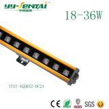 IP67 RGB LEDの壁の洗濯機ライト