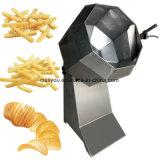 L'assaisonnement des aliments de collation en acier inoxydable de l'arôme de la machine de revêtement