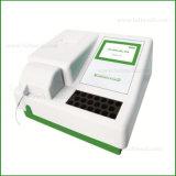 Новый медицинский клинический полуавтоматическая биохимии Analyzer FM-2014 с сенсорным экраном