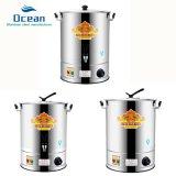 Automatic eléctrico de acero inoxidable caldera de agua bebida caliente