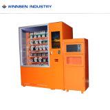 Distributore automatico caldo dell'alimento mercato automatico del self-service del mini