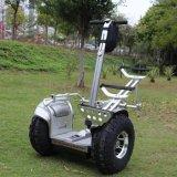 Eswing Es6 die de Elektrische Volwassen 2400W Geborstelde Motor van de Autoped Elektrisch van de Autoped van de Weg vouwen